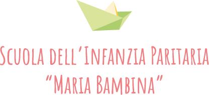 Scuola dell'Infanzia Maria Bambina Logo
