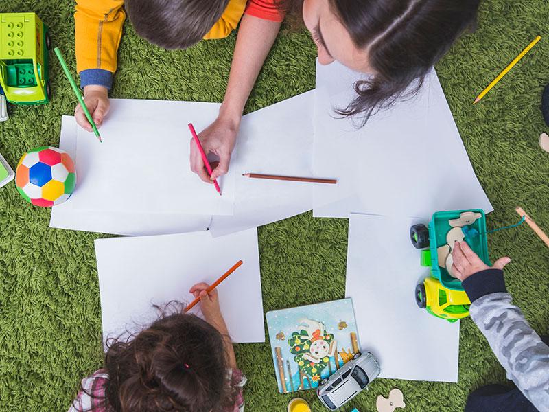 progetti educativi scuola d'infanzia