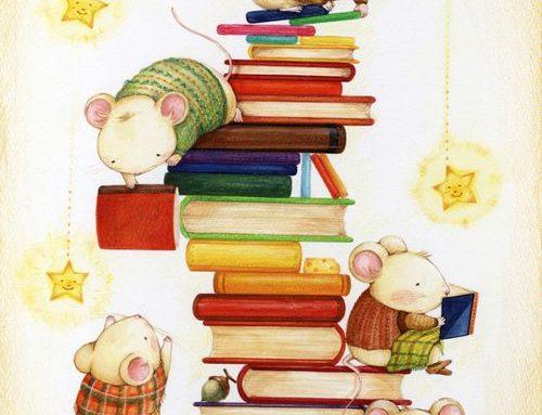 """Progetto """"Topi di biblioteca"""""""